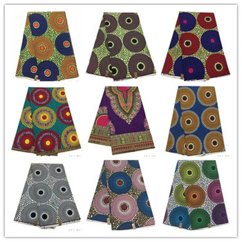 100% katoen nieuwe ontwerp afrikaanse wax stof voor trouwjurk ankara afrikaanse wax print stof 804