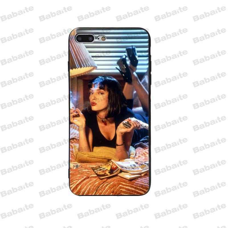 Babaite BỘT GIẤY VIỄN TƯỞNG Silicone Mềm Điện Thoại TPU Da Ốp Lưng dùng cho Apple iPhone 5 5S 6 6 S 7 8 Plus X XS MAX SE XR Di Động Bao