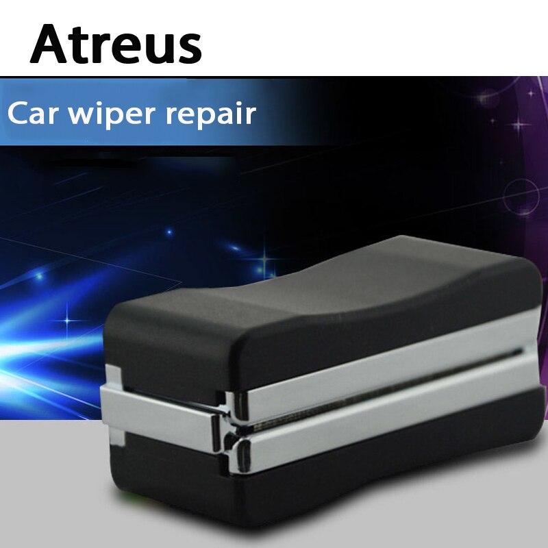 Atreus Car Truck Windshield Wiper Blade Repair Refurbish Tools For BMW E39 E60 F30 E30 X5 Audi B6 A6 B8 B7 B5 Q7 Mazda 3 6 CX-5