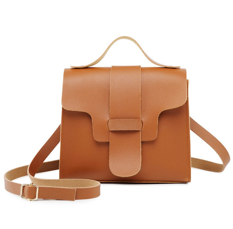 New Luxury Small Leather Handbags Crossbody Bags for Women Brown Women Leather Tote Shoulder Bags Clutch Messenger Bolso Mujer
