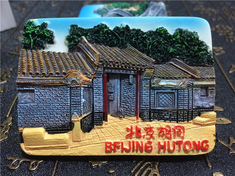 Grande Muraille Beijing Chine Aimant De R/éfrig/érateur touristique souvenir cadeau 3D Grande Muraille Beijing Chine Aimant De R/éfrig/érateur D/écoration de Maison et Cuisine