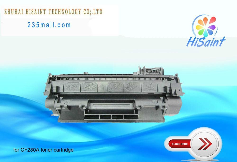 ФОТО Compatible toner cartridge for HP CF280A toner cartridge Laserjet pro 400 M401 M425 (2300Pages)