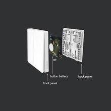 Xiaomi Aqara Smart Home ZiGBee Wireless Key&Neutral Wall Switch Light Control Via Smarphone APP Remote By Mijia APP