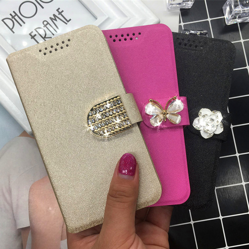 Flowers Leather Case for <font><b>Asus</b></font> <font><b>Zenfone</b></font> Max ZC550KL <font><b>Z010DD</b></font> Z010DA ZB555KL ZB601KL ZB602KL ZB570TL X018D Case Cover Phone Shell image