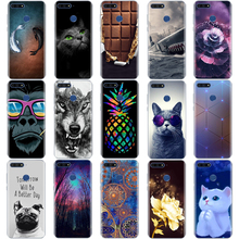 """For Huawei Honor 7A pro 5.7""""inch AUM-L29 Case Soft Silicon TPU Phone Back cover 360 Protective Case For Huawei Honor7A pro 7aPRO"""