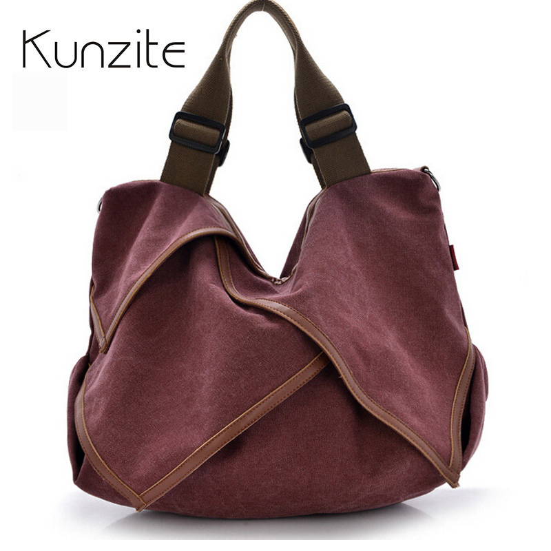 Pochette Casual Canvas Bag Designer Handbags High Quality Shoulder Bags Sac Femme Brand Hand Bags Bolsas Feminina Travel Bag Hot bolsas femininas 2016 designer handbags high quality casual canvas bag women handbags sac femme tote ladies shoulder hand bag