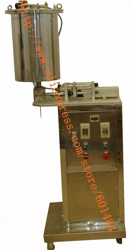 eye black filling machine /eyelash grower filling machine+new arrive +stainless steel stainless steel granule weighing filling machine with feeder