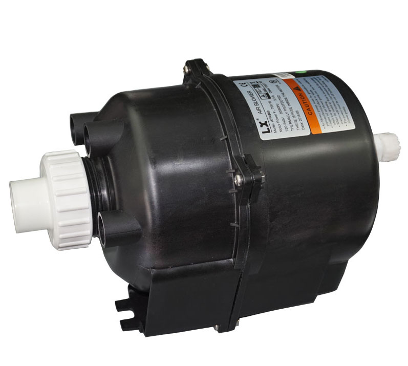 Hot Tub Blower : Spa tub lx air blower apr pump w amps