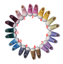 3 5cm Plastic Doll Sports Shoes for BJD Dolls 1 6 Ball Joints Doll Accessory Shoes