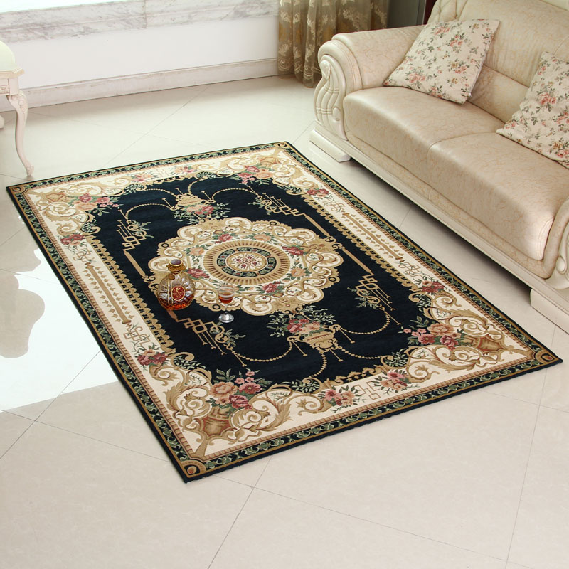 Europe Classical Palace Carpets For Living Room Home Decor Bedroom Rugs And Carepts Study Room Area Rug Coffee Table Floor MatEurope Classical Palace Carpets For Living Room Home Decor Bedroom Rugs And Carepts Study Room Area Rug Coffee Table Floor Mat