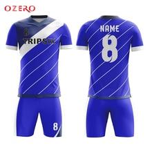 676ca8accd0 latest thai quality v collar boys soccer jersey short sleeve(China)