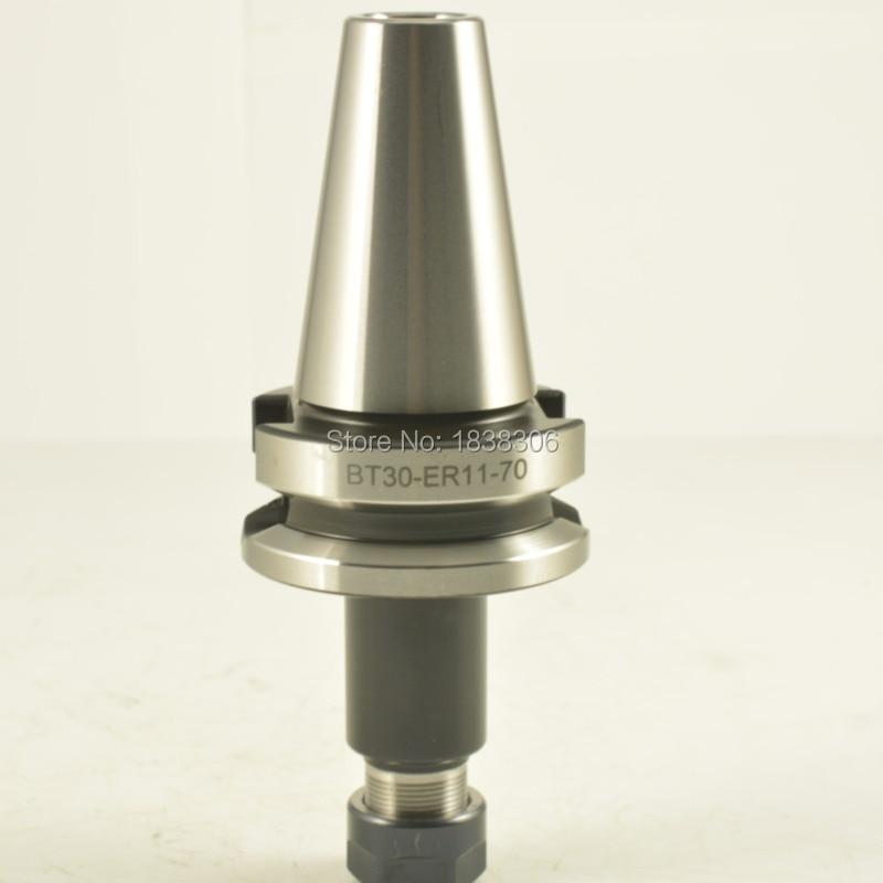 ER11 collet cnc chuck tool chuck BT30 chuck ER collet 1pcs BT30 ER11 70mm runout 0.005mm Milling chuck arbors