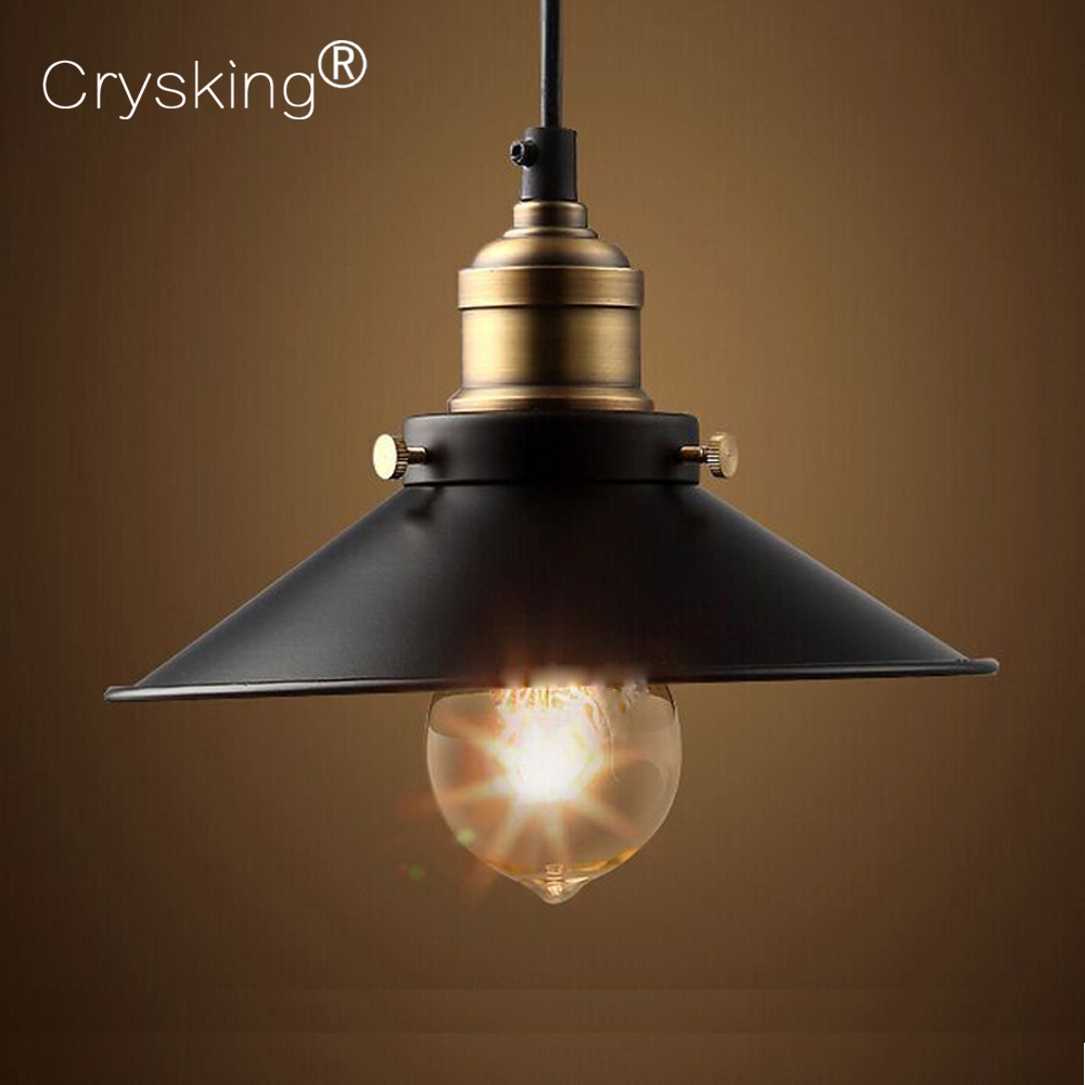 Pendant Lamp Vintage Industrial Lighting Copper Loft Dining Aisle Lights  Lamp Edison Luminaria, Christmas Decoration