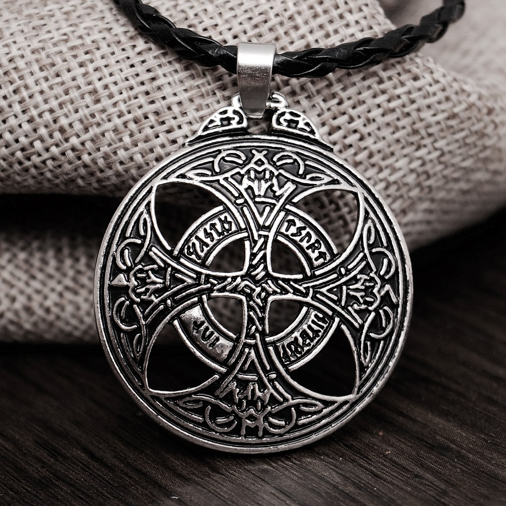 10pcs vinkings rune pendant large celttic knot love pendant viking 10pcs vinkings rune pendant large celttic knot love pendant viking norse rune pendant wiccan pagan asatru jewelry in pendants from jewelry accessories on buycottarizona