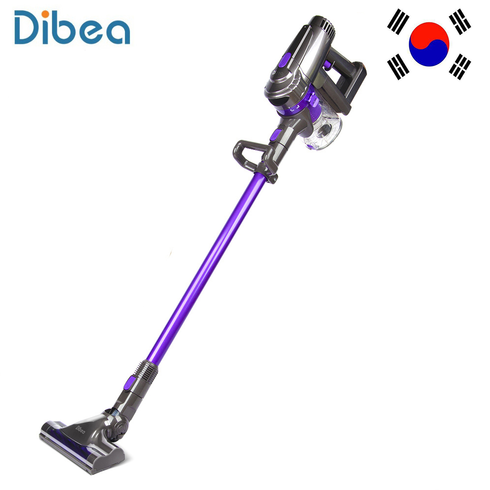 Dibea F6 2 In 1 Wireless Upright Stick Vacuum Cleaner And Handy Vacuum Carpet Cleaning Powerful Car Vacuum Cordless Vacuum