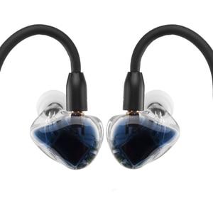 Image 3 - AK חדש MaGaosi K5 5BA כונן יחידה באוזן אוזניות 5 אבזור מאוזן HIFI ניטור אוזניות Headplug עם להחליף כבל MMCX