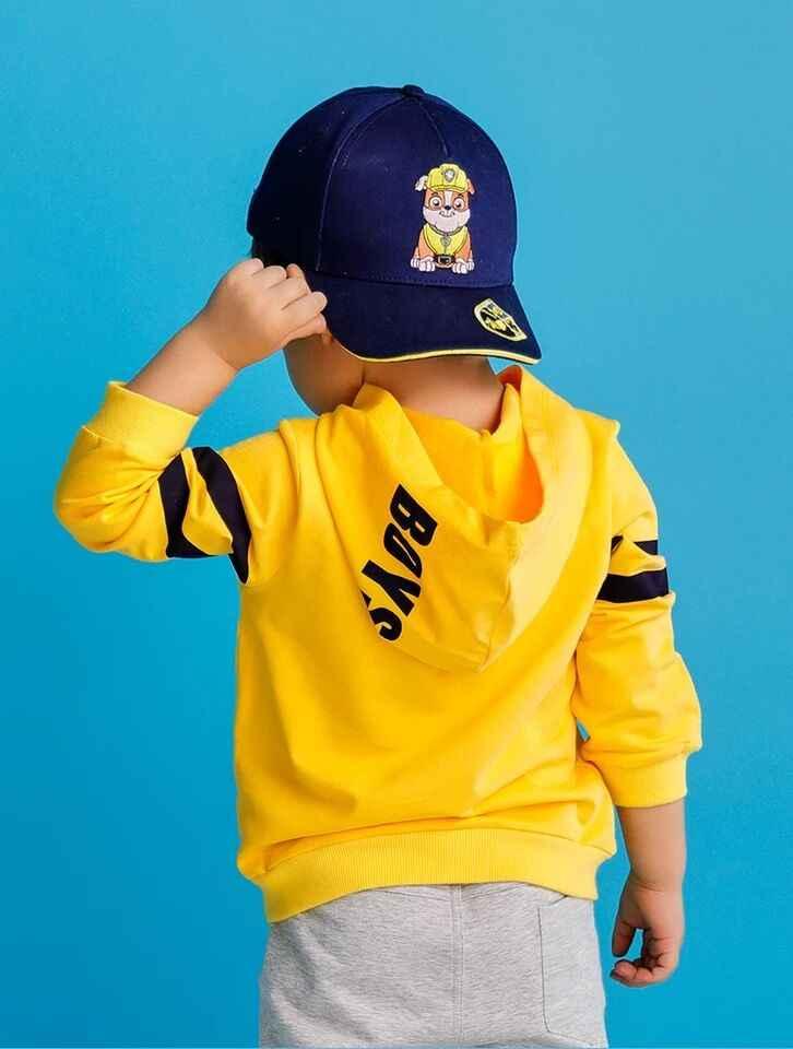 buy online 94e84 643b9 ... Genuine Paw Patrol Lovely Children Cartoon puppy patrol Baseball Caps  Baby Girls Embroidered Adjustable hats Kids