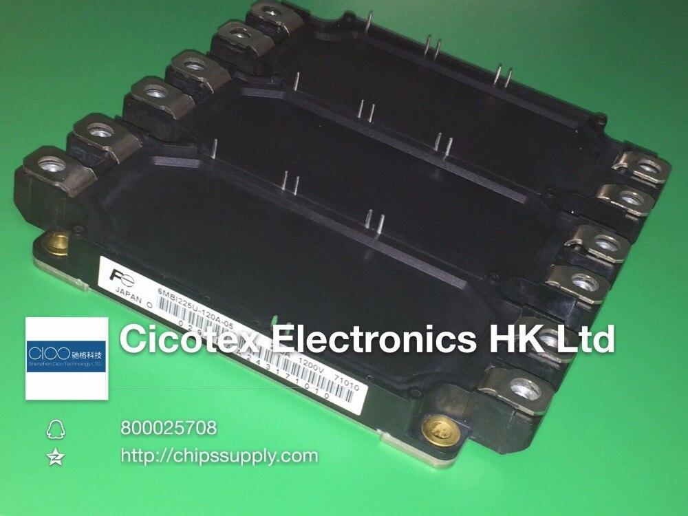 6MBI225U-120A-05 6MB1225U-120A-05 MODULE IGBT 225A 1200V igbt transistors 1200v 15a field stop trench igbt 50 pieces