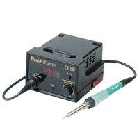 Taiwan schweißen antistatische thermostat schweißen Taiwan digital thermostat bügeleisen schweißen Taiwan SS-207H digitalanzeige