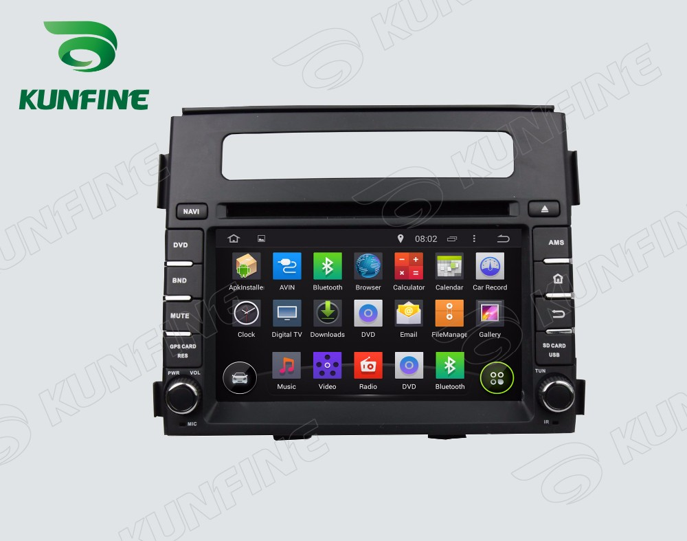Car dvd GPS Navigation player for KIA SOUL 2013-2014 6.2 inch A