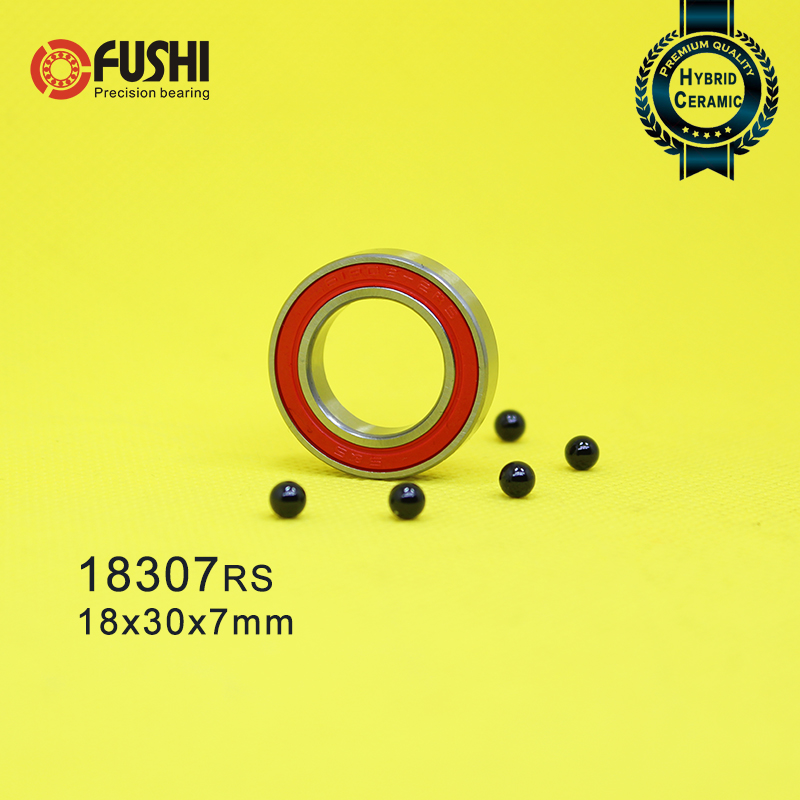 MR103 Full Ceramic Bearing  ZrO2 Ball Bearing 3x10x4mm  Zirconia Oxide Fishing