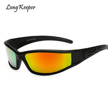 Larga Arquero Mens gafas de Sol Polarizadas Masculinas Conducción Gafas de Protección UV400 gafas de sol hombre polarizadas Eyewears marca