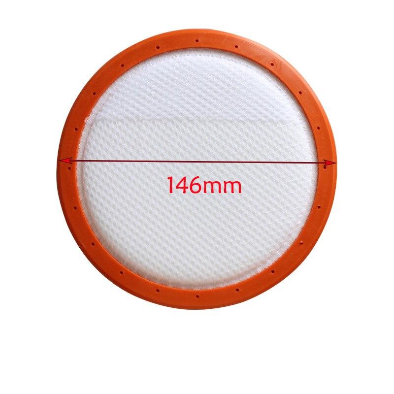 где купить 2Pcs Pre Motor Filter For Vax C88 C89 U88 U89 Vax C88-VW-B C89-MA-P C89-P6-B Vacuum Cleaner Parts 146mm in Diameter Filters по лучшей цене
