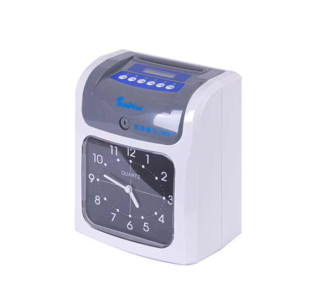 work time attendance record machine honey s 798p punch card