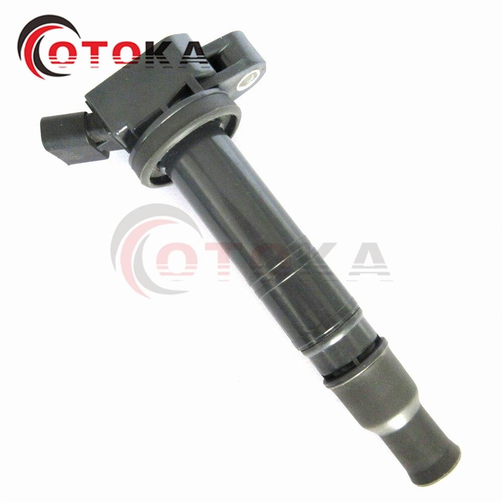4pcs 90919 t2005 90919t2005 ignition coil for toyota camry blade estima rav4 vanguard alphard hv