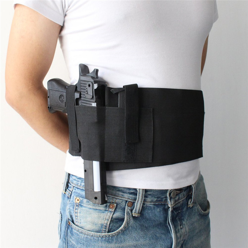 Belly Band Holster Concealed Carry 6