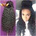 Venda quente Resistente Ao Calor Perucas Sintéticas Para As Mulheres Negras Afro Crespo Peruca Sintética Curly Longo Cabelo Preto Perucas Com Bebê Cabelo 7a