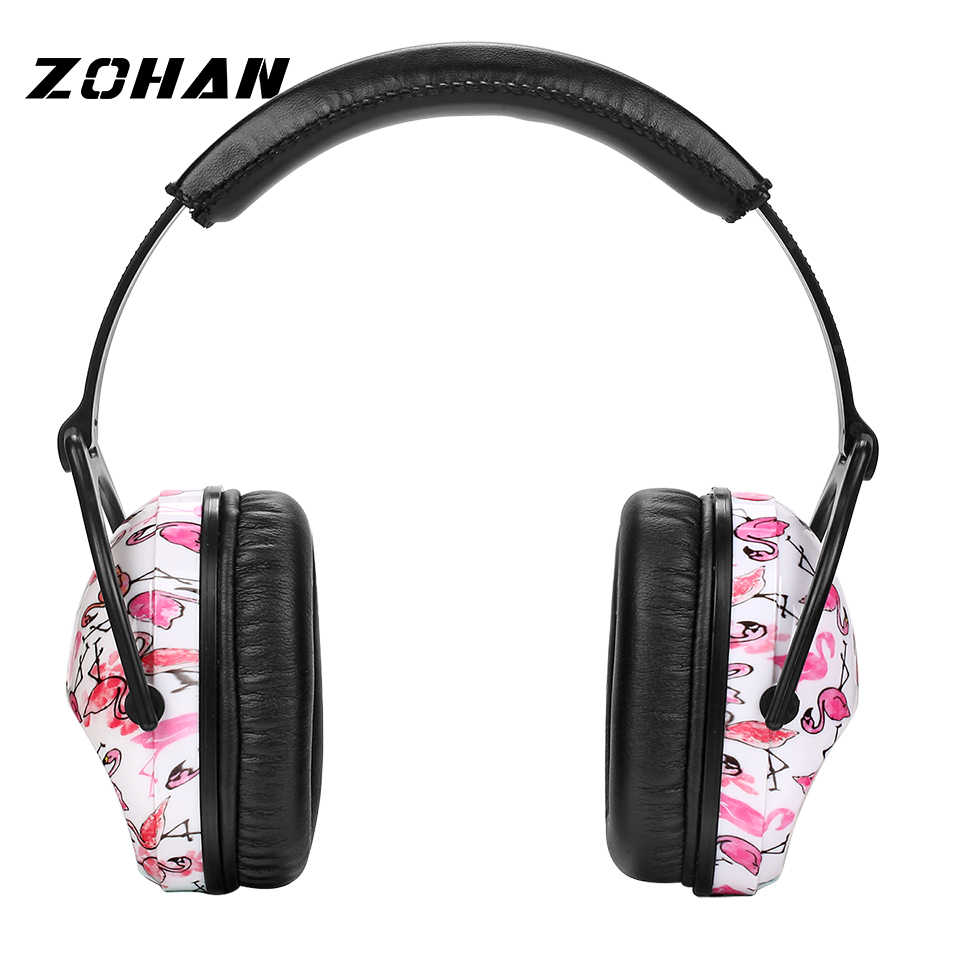 Best Hearing Protection >> Zohan Kids Ear Protection Safety Ear Muffs Nrr 22db Noise Reduction Ear Defenders Best Hearing Protectors For Infants Kids Teens