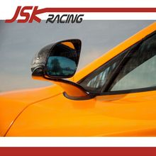 2012-2014 CARBON FIBER EXTERIOR MIRRORS (REPLACEMENT PARTS) FOR MCLAREN MP4-12C P11(JSKMRMP12005)
