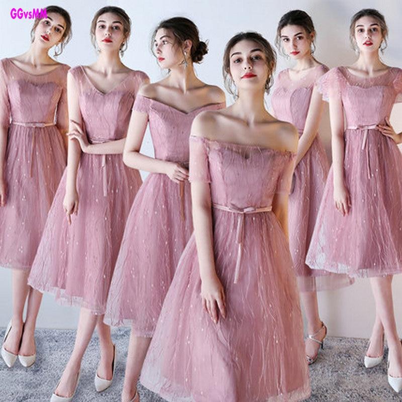 Fantástico Después De La Dama De Honor Vestido De 6 Modelo - Ideas ...