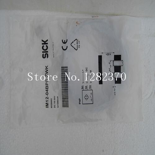 [SA] new original authentic spot SICK sensor switch IM12-04BPS-ZWK --2PCS/LOT[SA] new original authentic spot SICK sensor switch IM12-04BPS-ZWK --2PCS/LOT