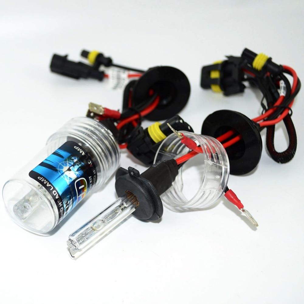 Image 2 - Safego 35W single beam hid xenon bulbs lamps auto car lights h1 h3 h4 h7 H8 H9 h11 9005 9006 HB3 HB4 4300K 6000K 8000K-in Car Headlight Bulbs(Xenon) from Automobiles & Motorcycles