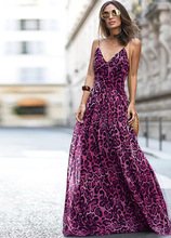 dresses women black clothing sexy dress plus size party woman night bohemian leopard summer pink girl vintage