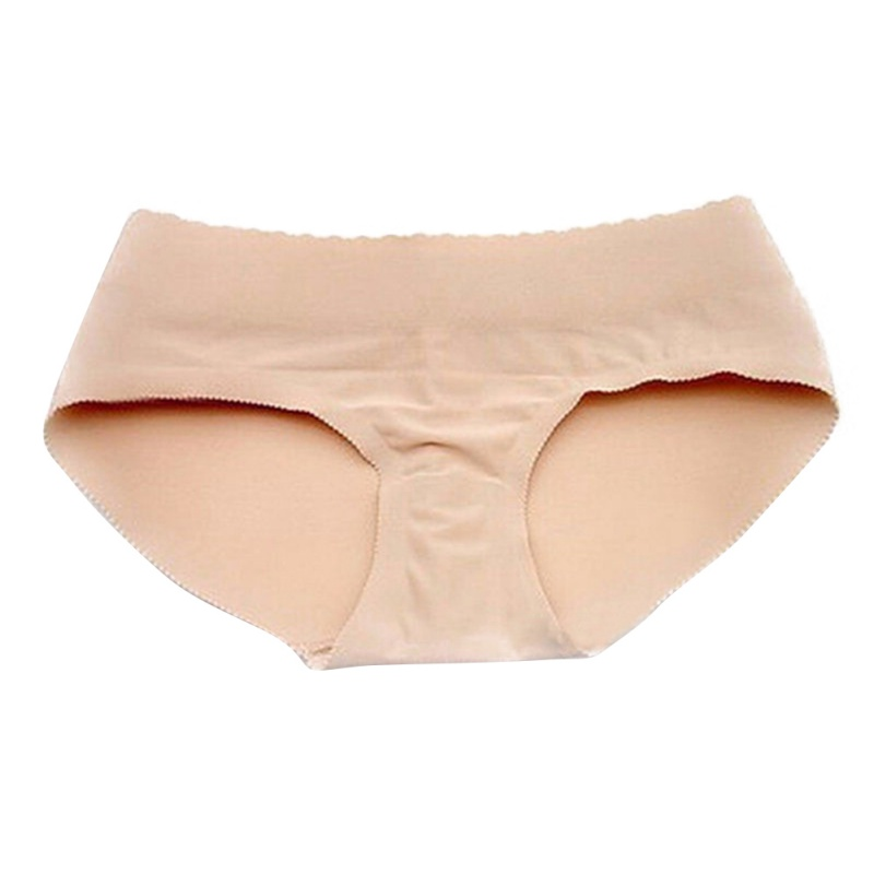 New Women's Hip Padded Butt Lifter Enhancer Bum Push Up Buttocks M L XL   Panties