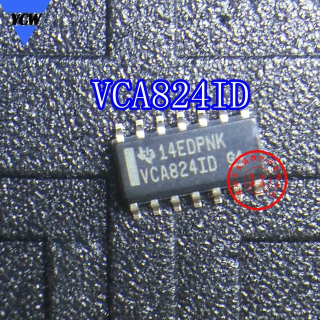 20pcs/lot VCA824ID SOP-14 new original in stock the colour and the shape виниловая пластинка