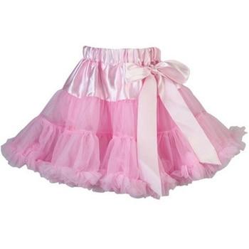Children girls kids full pettiskirt tutu skirt party dance wear princess cake fluffy skirt 1-8T kids Christmas gift conjuntos casuales para niñas