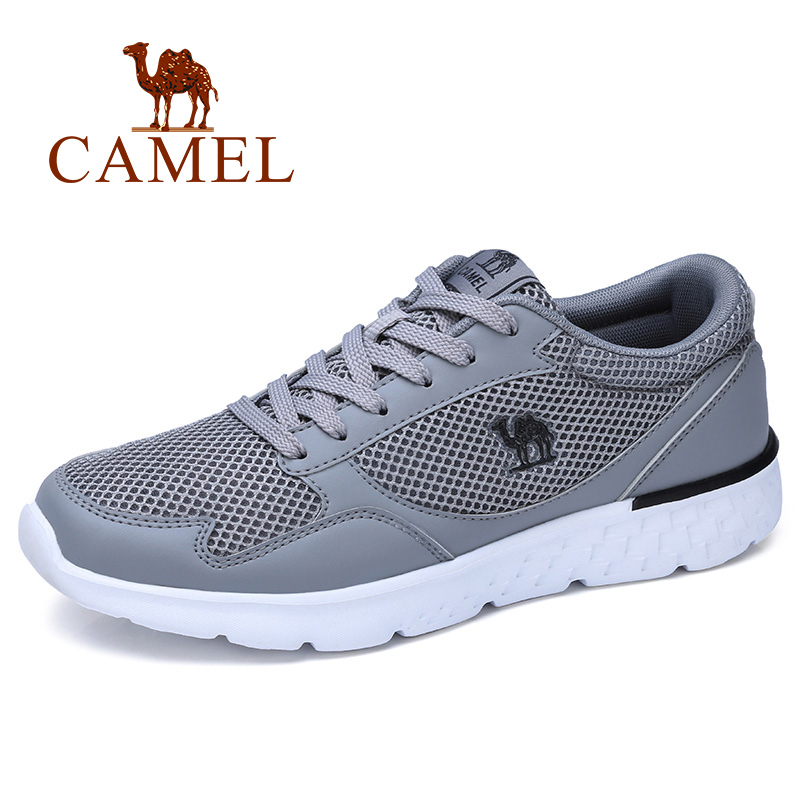 CAMEL 3Colors Running Shoes Breathable Light Weight Comfortable Shoes Outdoors Sports Sneakers Shoes For Men CAMEL 3Colors Running Shoes Breathable Light Weight Comfortable Shoes Outdoors Sports Sneakers Shoes For Men