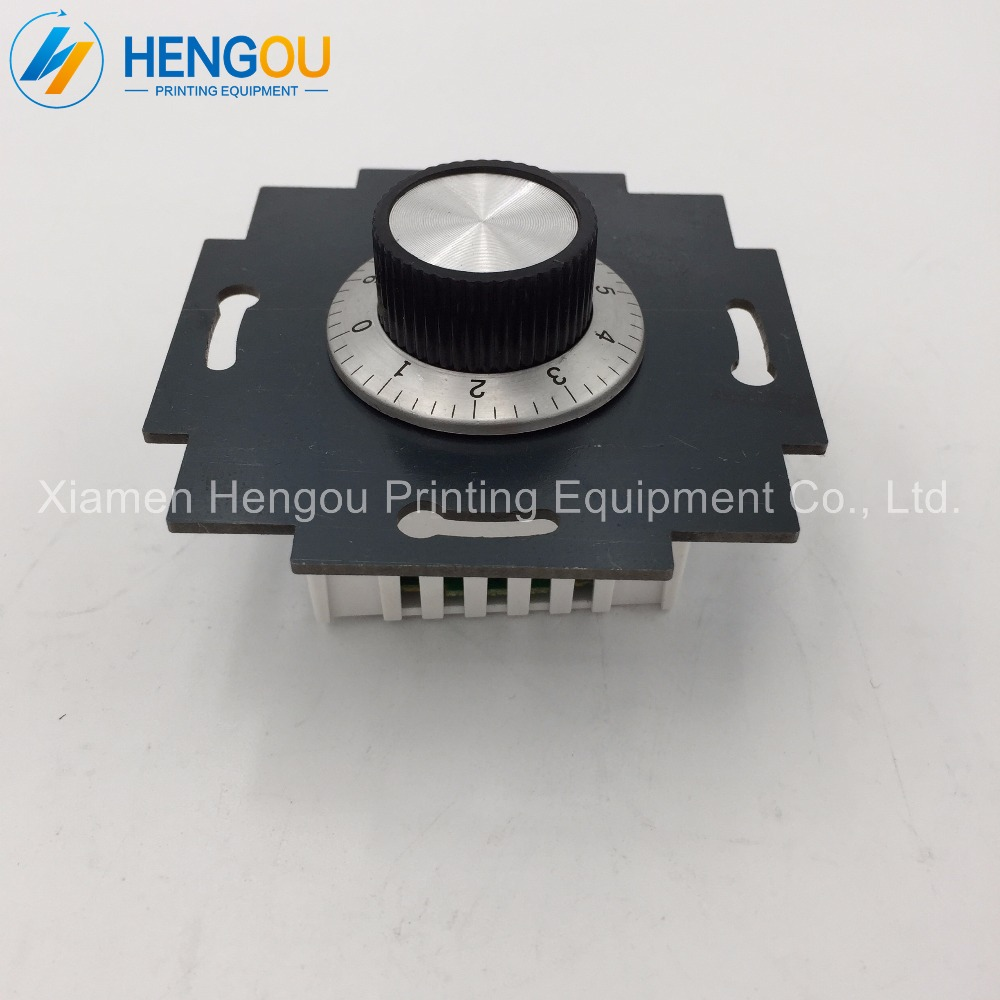 5 Pieces Hengoucn SM102 CD102 machine 207UC/6616 00.780.1326 speed control