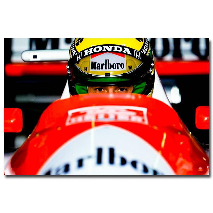 ᑎ Nicoleshenting Ayrton Senna Da Silva ₪ Car Car Racer Art