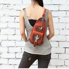Steampunk bag Holster Shoulder Back pack Purse Men's bag carteras mujer Motor Outlaw Pack Shoulder bag bolsa clutch
