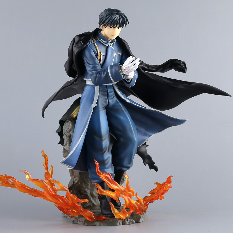 Fullmetal Alchemist Roy Mustang Figure