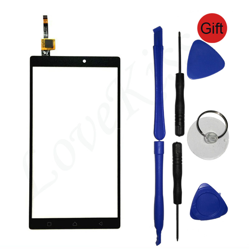 Touchscreen Front Panel For Lenovo Vibe K4 note X3 Lite K51c78 X3Lite A7010 Touch Screen Sensor LCD Display Digitizer Glass Lens