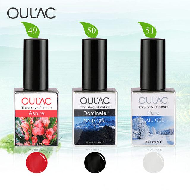 Oulac Gel Polaco Fabricantes de Alimentación de Alta Calidad de Uñas de Gel UV