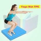 ①  Постоянный координационный баланс йога коврики TPE фитнес-зал пилатес аэробные упражнения Crossfit о ①