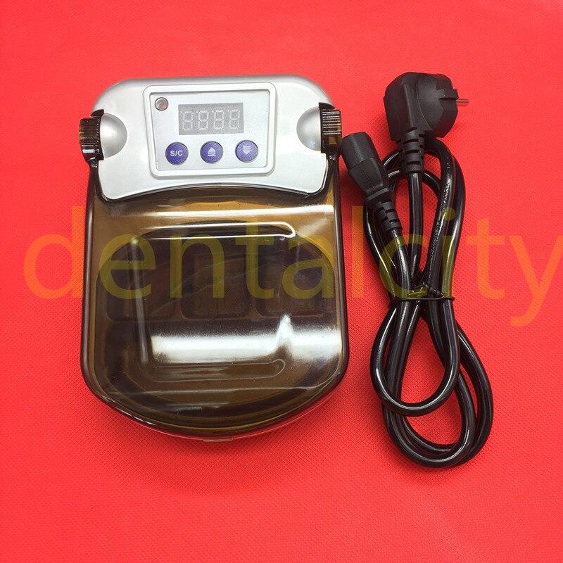 New 4 Four slot Dental Digital wax heater dipping unit lab wax pot unit Dentist oral dental Lab Equipment цена и фото