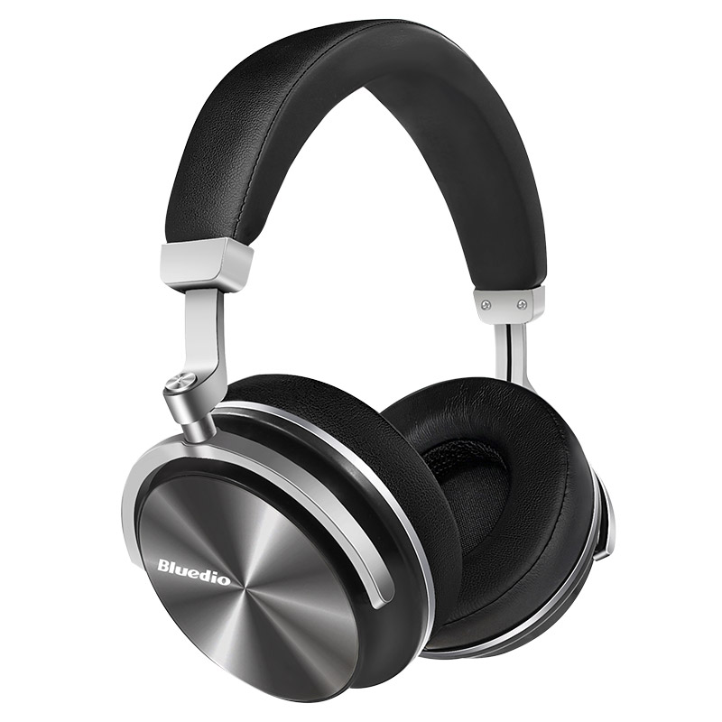 2017 Headphone Earphones New Bluedio T4 Bluetooth Headphones Headset Portable with Microphone for Music earphone bluedio ht bluetooth headphones version 4 1 best bass wireless stereo earphones music headset with microphone handsfree